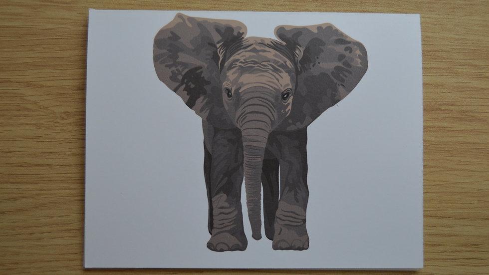 Elephant Stationary