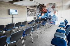 Lee Valley VeloPark meeting room