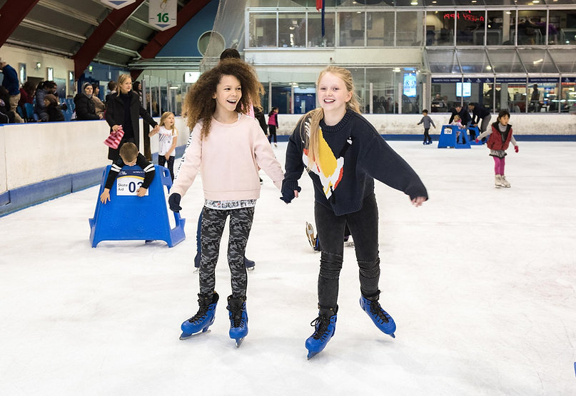 Plan your visit to Lee Valley Ice Centre