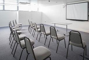 Image of seminar room in auditorium stуlе