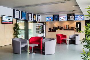 Champions Suite Cafe