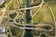 Aerial image of Lee Valley VeloPark