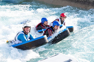 Hydrospeeding at Lee Valley White Water Centre