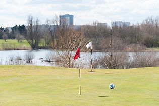 FootGolf at Lee Valley Golf Course