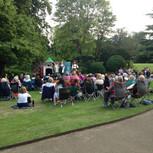 Myddelton House Gardens events