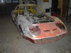 Classic-Car  Restauration