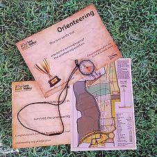 Orienteering group