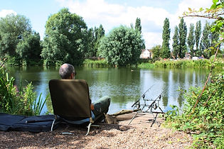 Swim on permit fishery in the Lee Valley