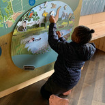 The Discovery Room at Wildlife Discovery Centre