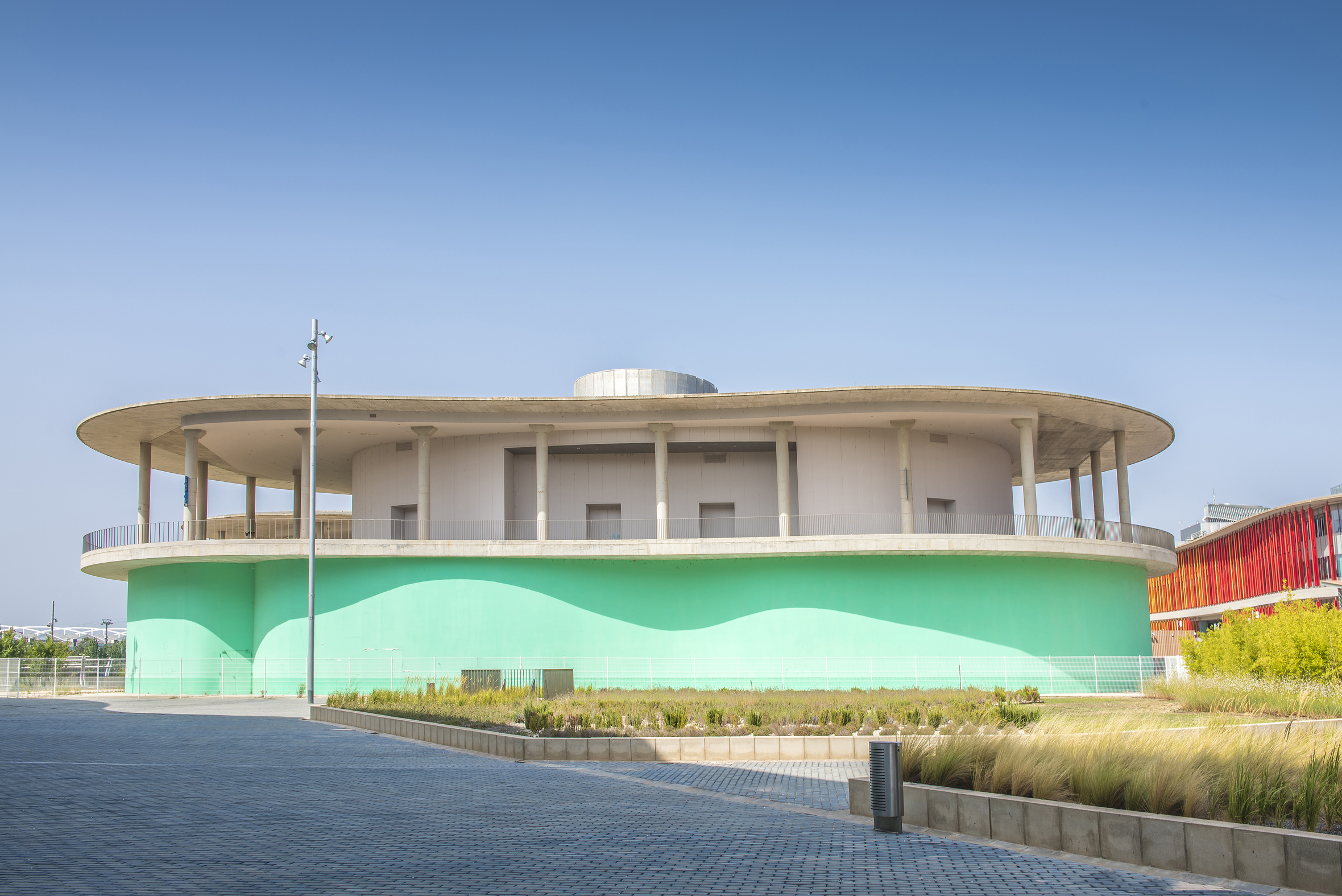 pavillon Saragosse