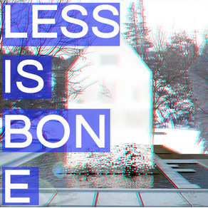 LESS IS BONE