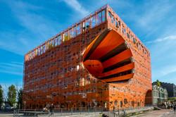 Cube Orange