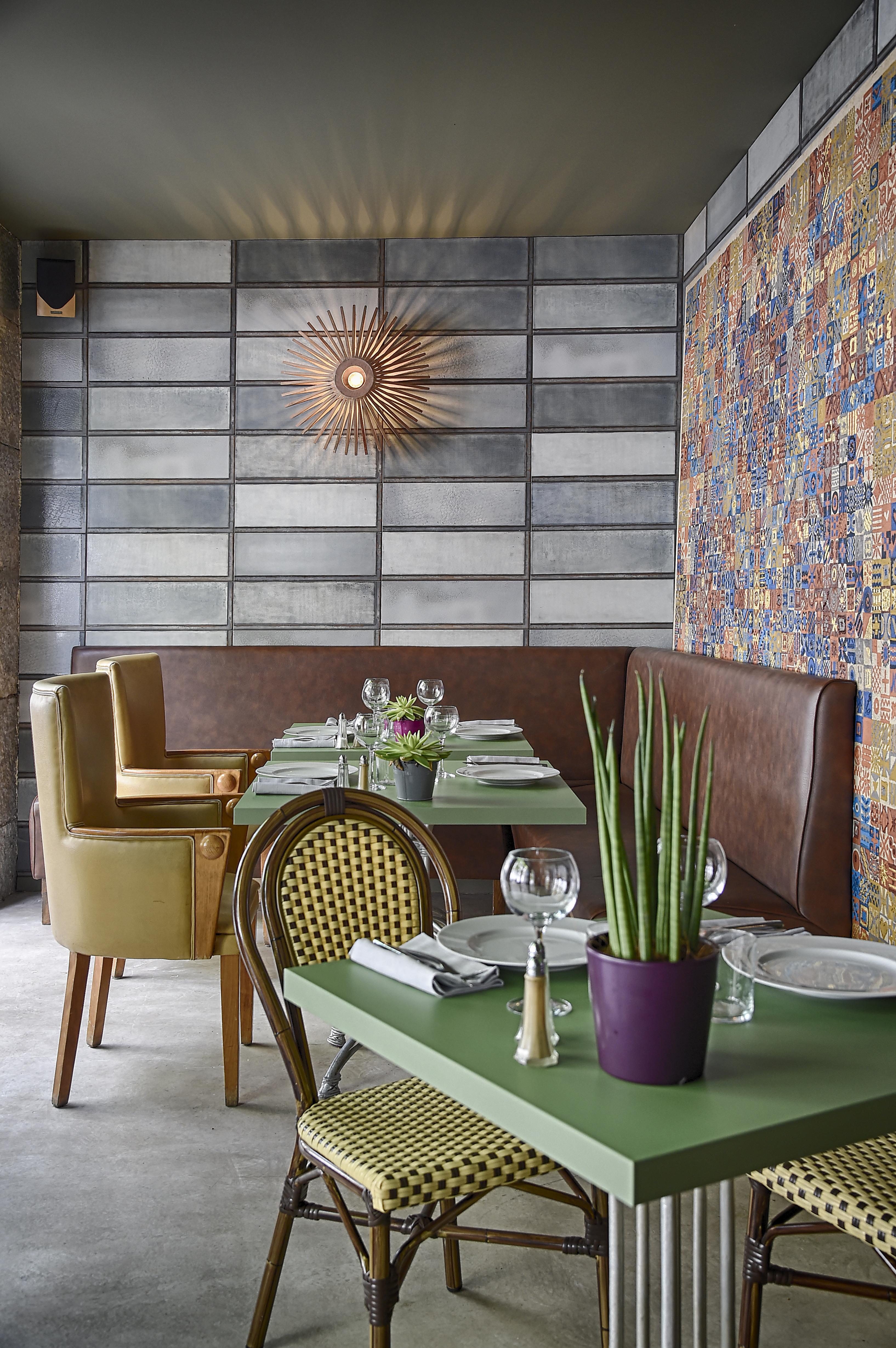 Restaurant le Moderne