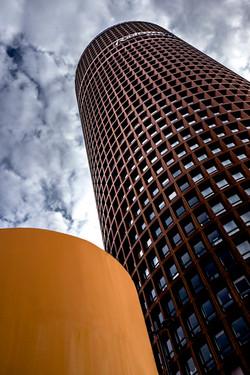 Tour crayon Lyon Part Dieu