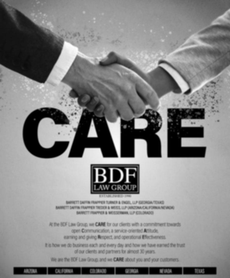 BDF Law Group BDF Group Barrett Daffin Frappier Turner & Engel, LLP  Barrett Daffin Frappier Treder & Weiss LLP Barrett Frappier & Weisserman, LLP