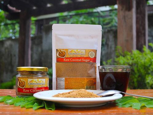 Raw Coconut Sugar