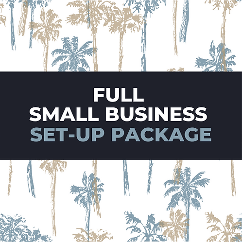 complete small business set up package