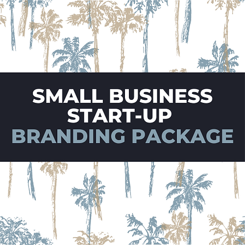 small business start up branding package