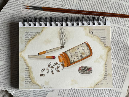Overdose on inspiration...