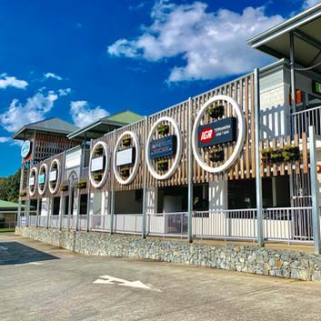 The Pavilions Marketplace