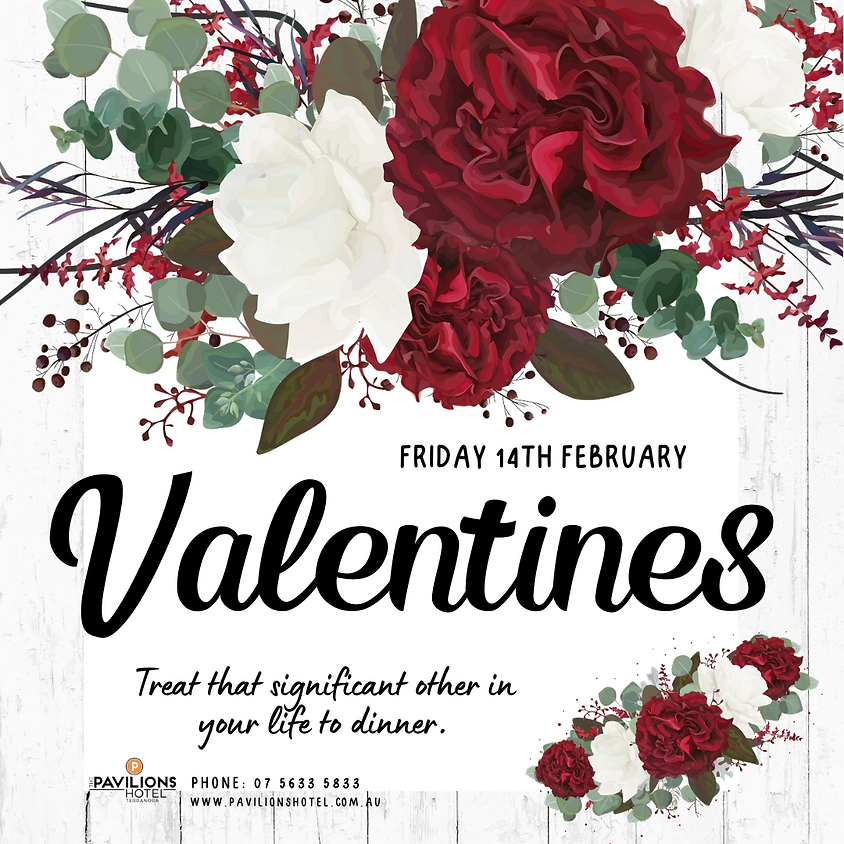 Celebrate the Love - Valentines Dinner