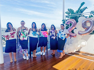 private paint and sip parties