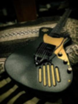 Limited edition Dillo GT.     Self-ampli