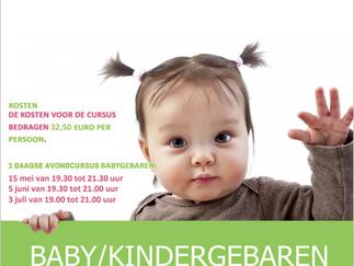 cursus babygebaren