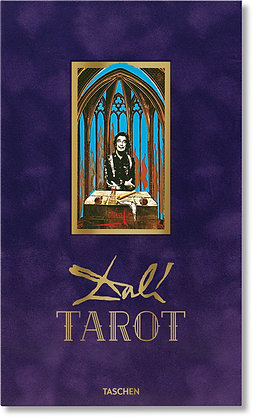 Tarot Dalí cover