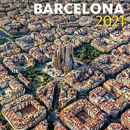 Calendario 2021 BARCELONA 30x30