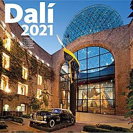 Calendario 2021 DALÍ 30x30