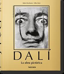 Salvador Dalí, la obra pictórica