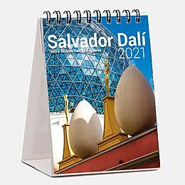 Calendario 2021 DALÍ FIGUERES 9x12 -Wo