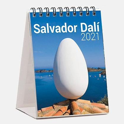 Calendario 2021 DALÍ Portlligat 9x12 Portada