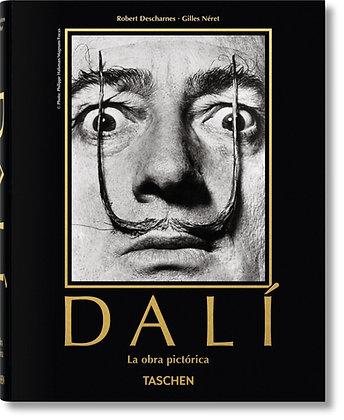Salvador Dalí La obra pictórica Portada