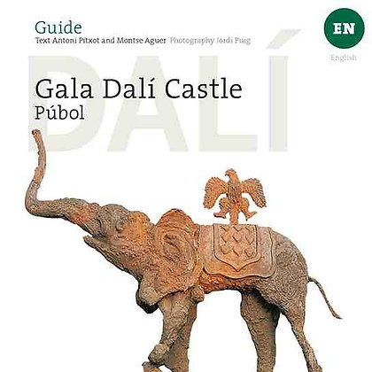 Guia oficial CASTILLO DE PÚBOL English