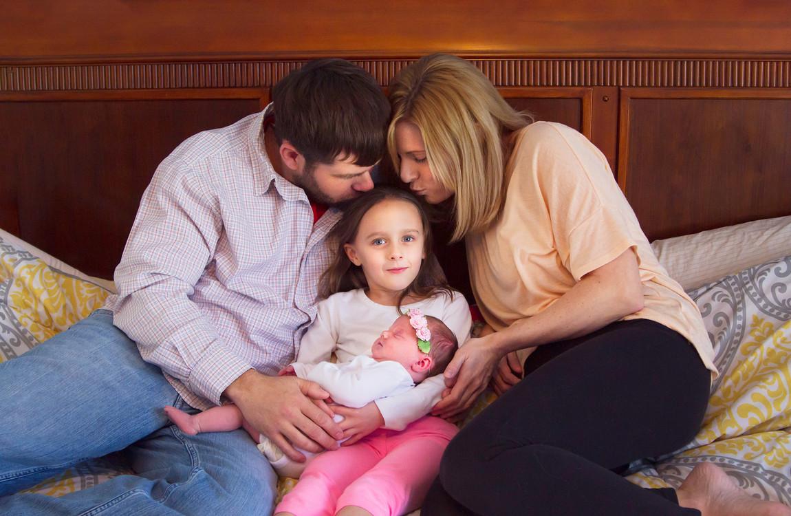 Oxford NC Family Photographer