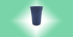 Blue Preserve Cup With Background - edit