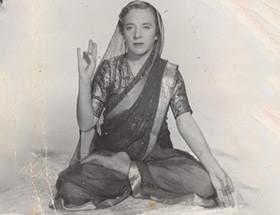 Indira Devi First Female Yoga Teacher