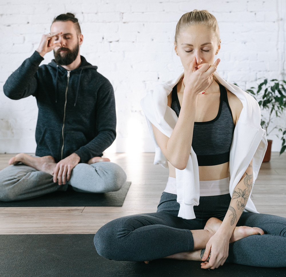 Alternate Nostril Breathing Pranayama Technique