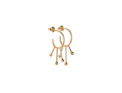 Kolczyki Camelina alyssum