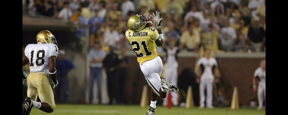 Calvin Johnson Highlights
