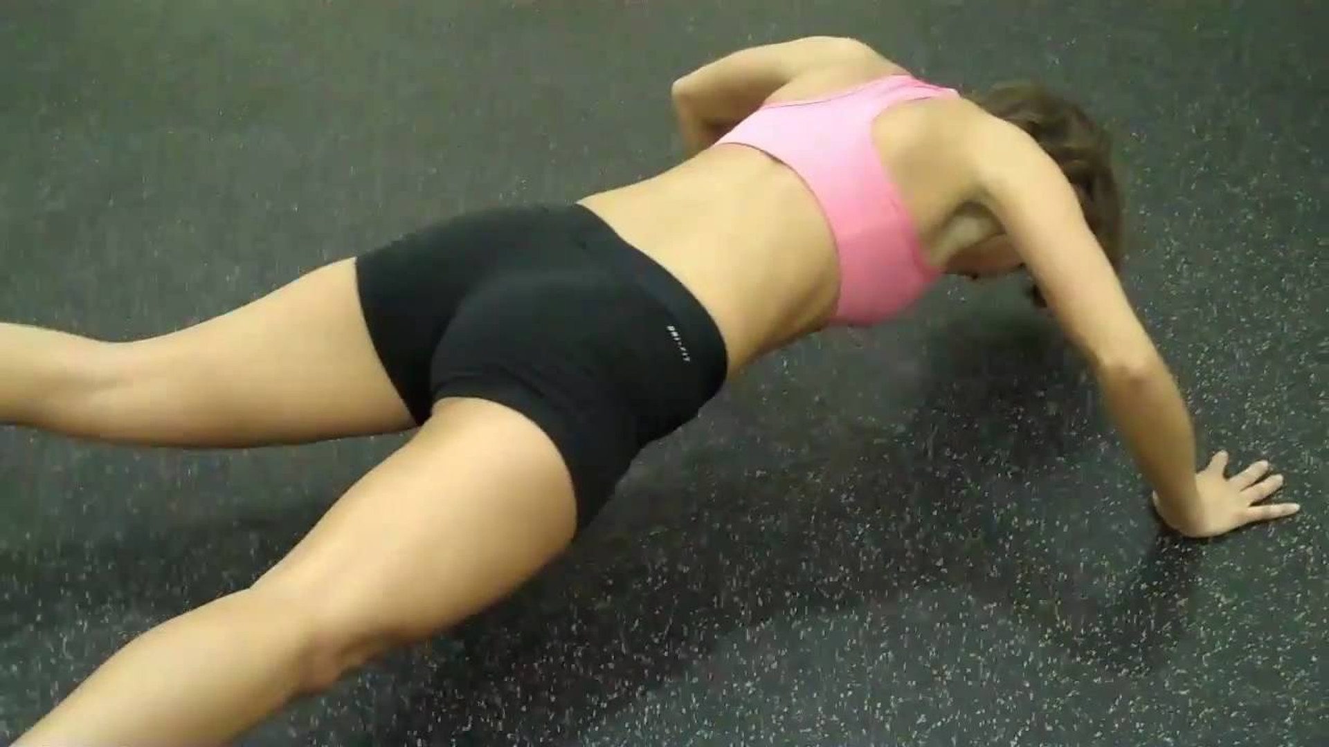 Side to Side Pushups