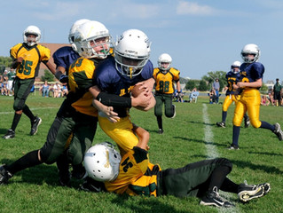 How Youth Football Keeps Your Child Healthy