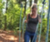 mobiler Seilgarten, temporärer Seilgarten, mobile Seilarbeit, Spaß, Bewegung, Freiheit, Wald, Seil, MobilerSeilgarten, Oberoesterreich, Baum, Lebensfreude, Urlaub, Spaß, Bachbrücke