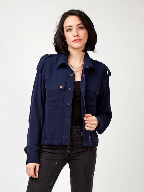 Spencer Drop Shoulder Utility Jacket