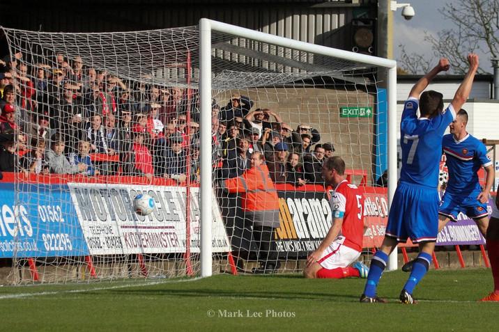 Gran victòria a domicili: Kiddy 0 - Fc United 2