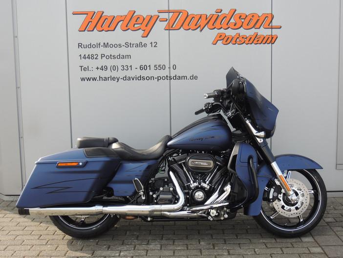 Folierung Harley-Davidson Street Glide CVO