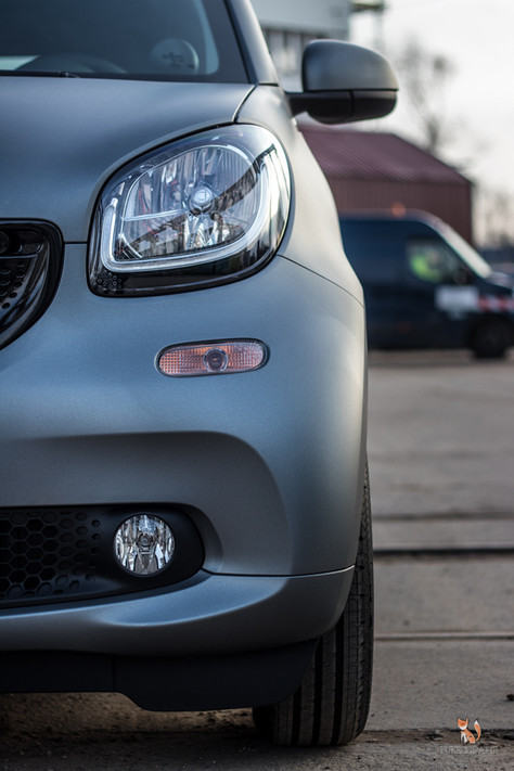 Smart Fortwo Carwrapping