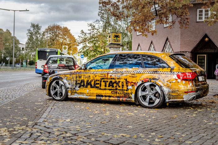 Audi A4 Allroad - FakeTaxi Design